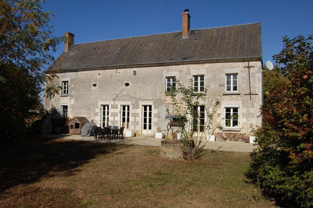 Maison à vendre 2 102m2 à Veaugues vignette-1