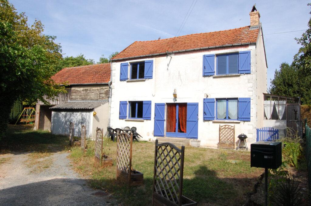 Maison à vendre 2 52m2 à Veaugues vignette-1