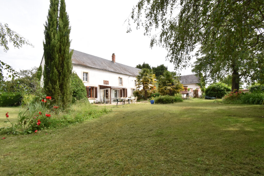 Maison à vendre 6 209m2 à Boulleret vignette-1