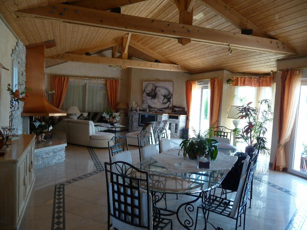 Maison à vendre 6 220m2 à Messery vignette-6