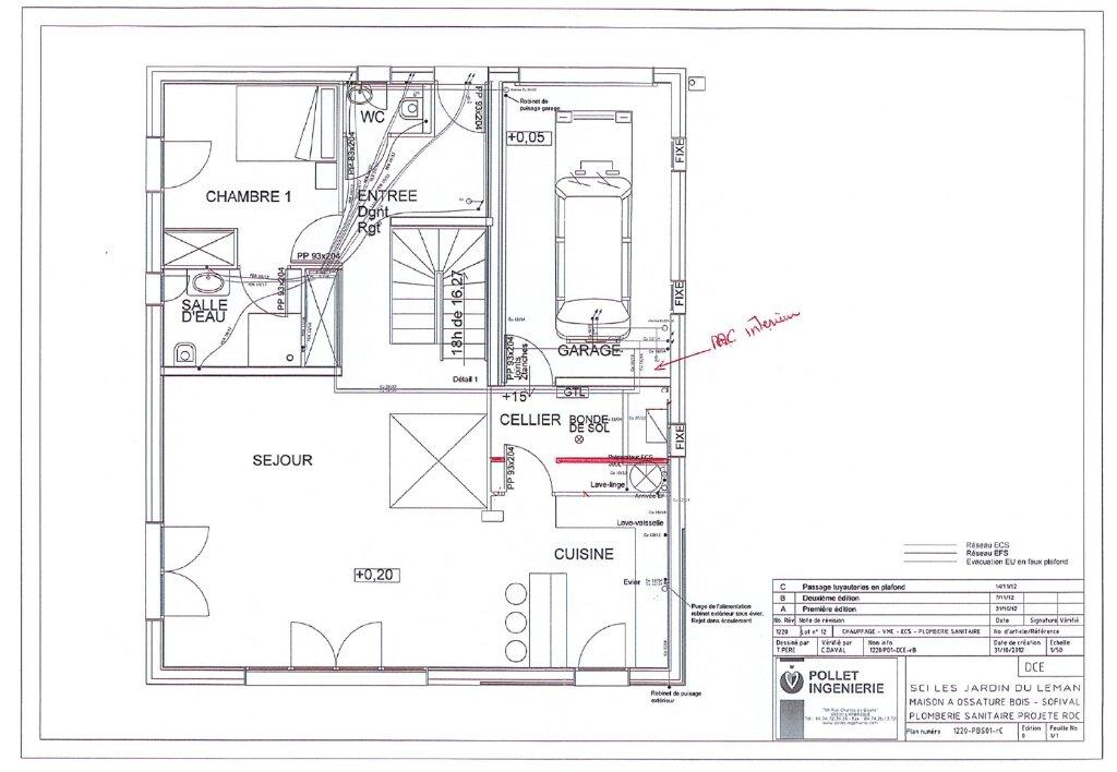 Maison à vendre 6 155m2 à Chens-sur-Léman vignette-4