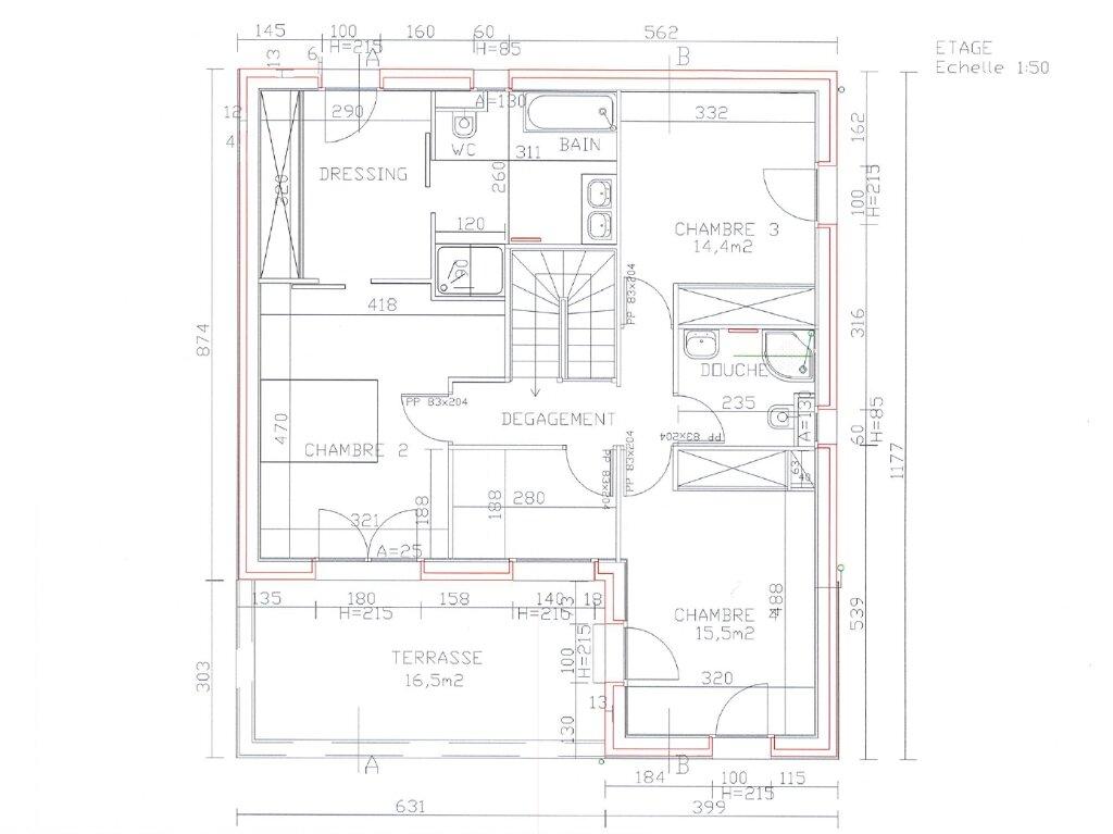 Maison à vendre 6 155m2 à Chens-sur-Léman vignette-5