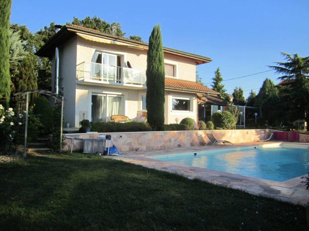Maison à vendre 7 183m2 à Chens-sur-Léman vignette-1