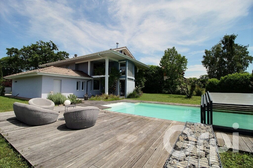 Maison à vendre 9 250m2 à Nernier vignette-1