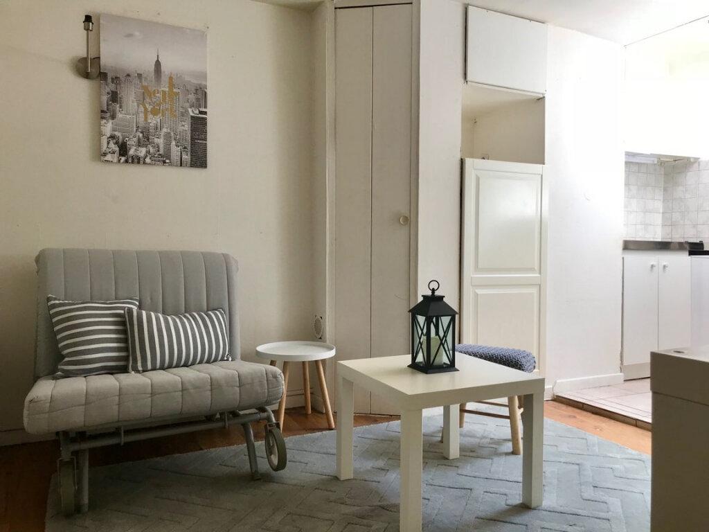 Appartement à louer 1 16m2 à Nancy vignette-1