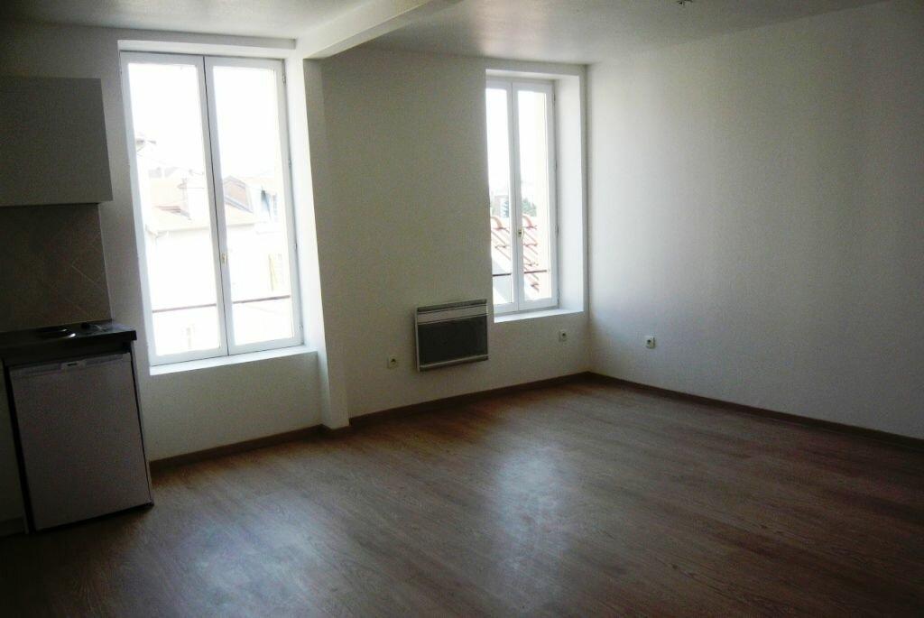 Appartement à louer 1 31m2 à Nancy vignette-3