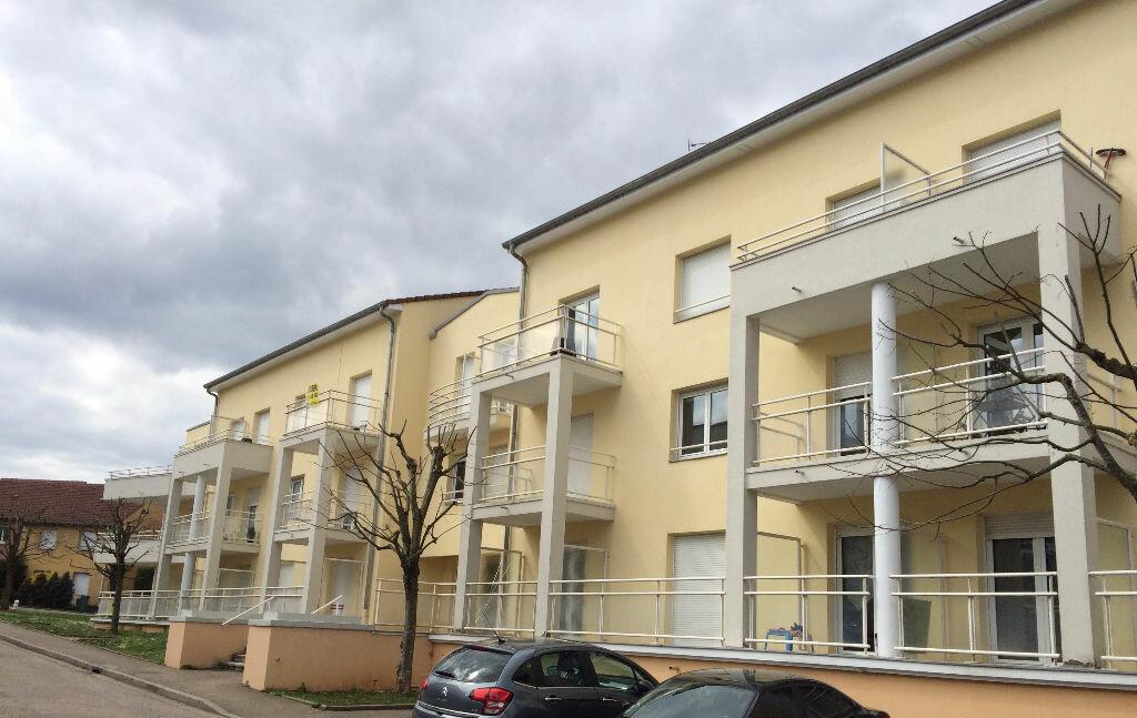 Appartement à louer 1 18.79m2 à Vandoeuvre-lès-Nancy vignette-1