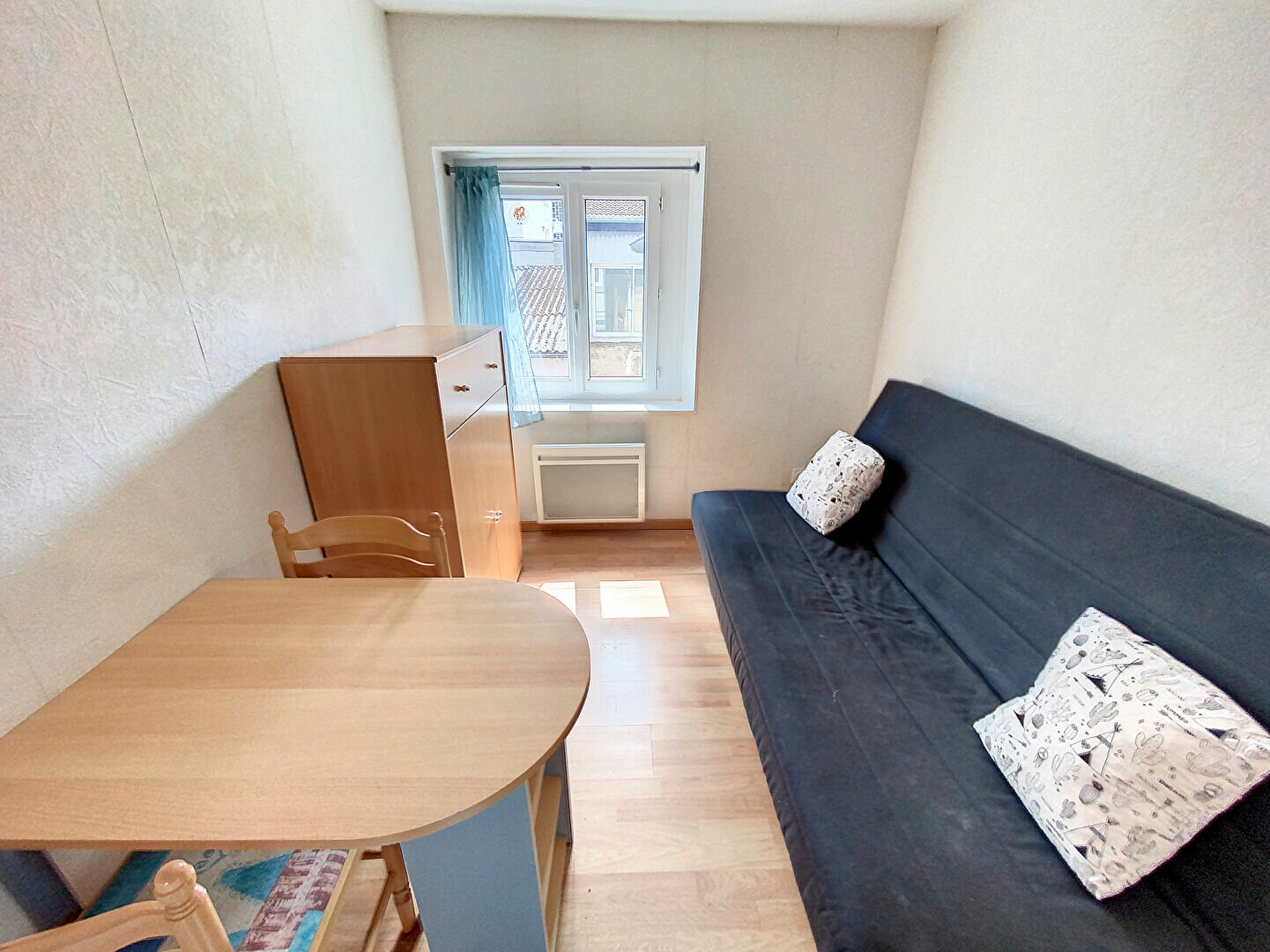 Appartement à louer 1 11m2 à Nancy vignette-2