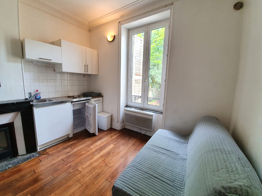 Appartement à louer 1 16m2 à Nancy vignette-2