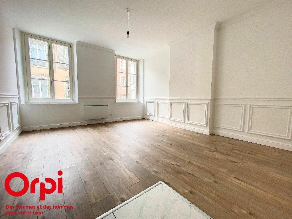 Appartement à louer 3 60m2 à Nancy vignette-1