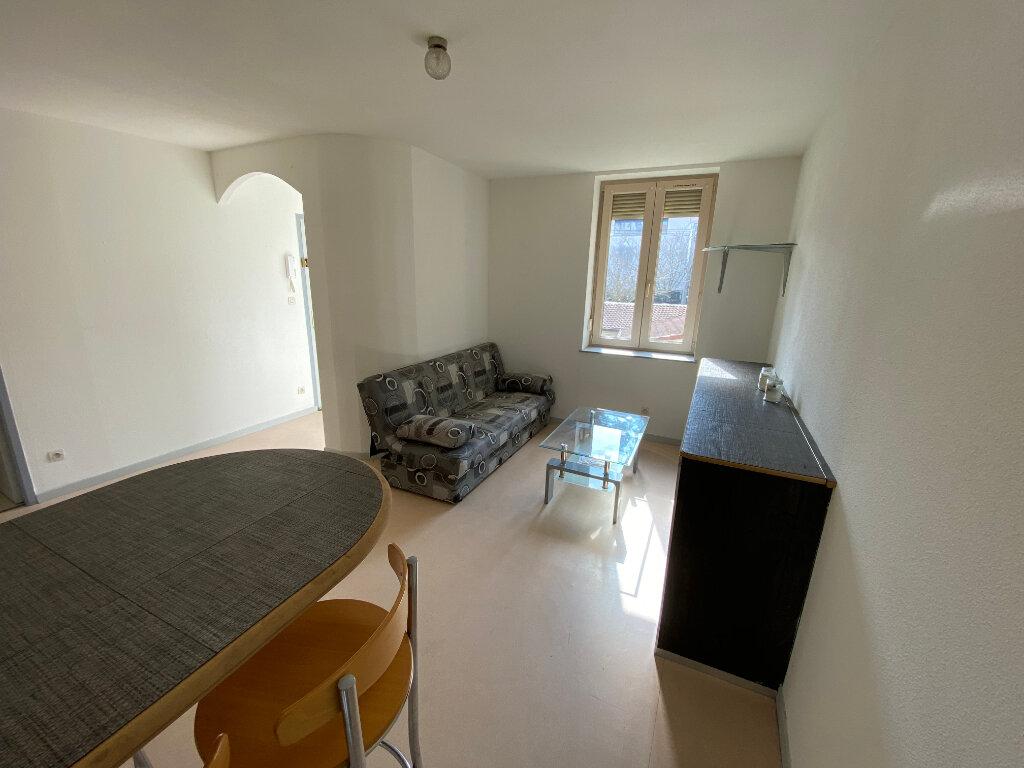 Appartement à louer 1 25m2 à Nancy vignette-1