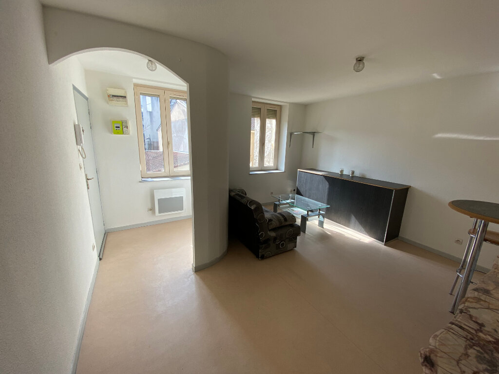 Appartement à louer 1 25m2 à Nancy vignette-2