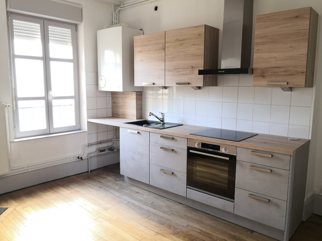 Appartement à louer 2 60m2 à Nancy vignette-1