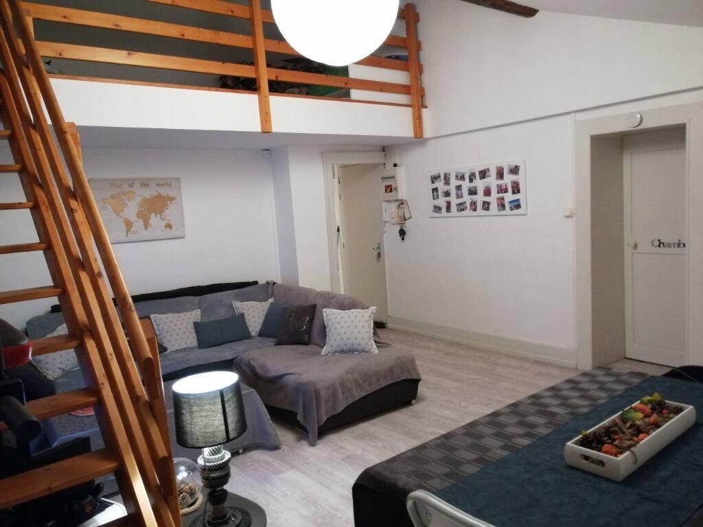 Appartement à louer 2 60m2 à Nancy vignette-1
