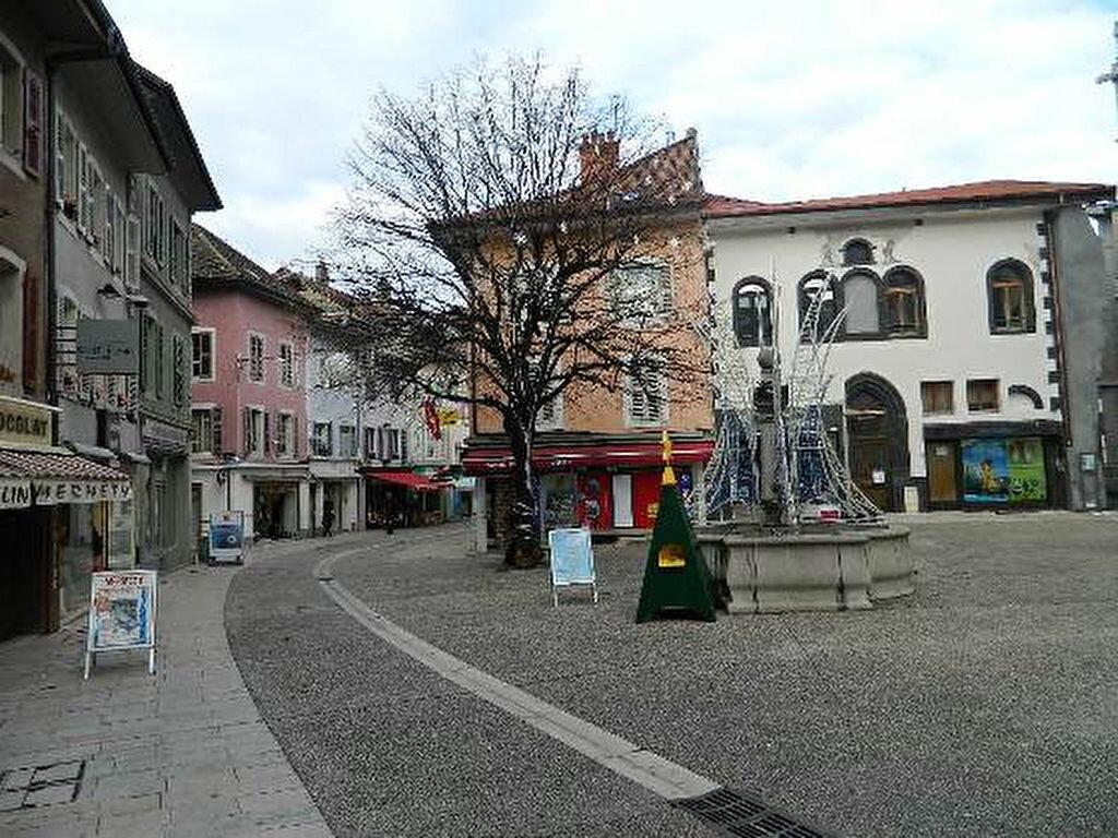 Acheter Appartement Neuf Au Centre Ville De Thonon Les Bains