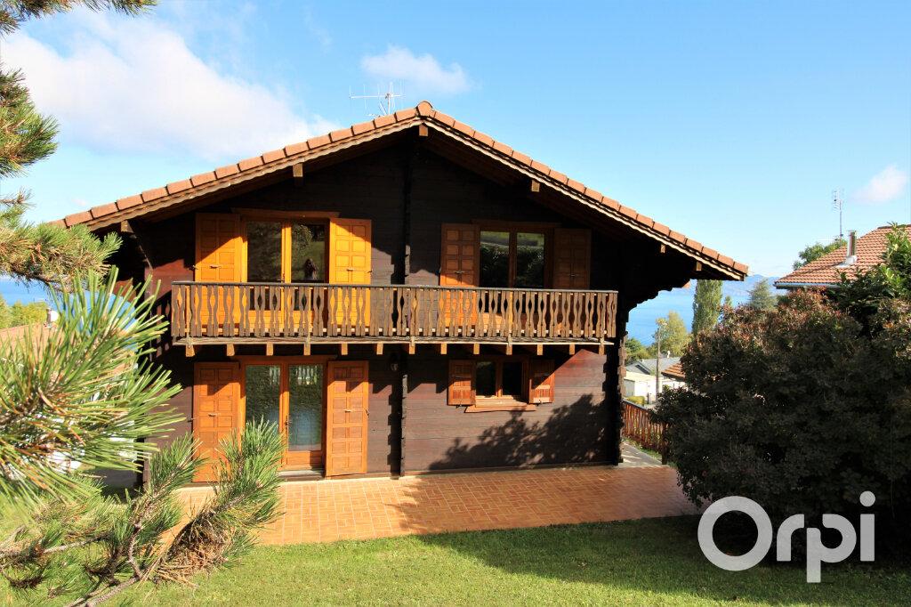 Maison à vendre 4 95m2 à Évian-les-Bains vignette-1