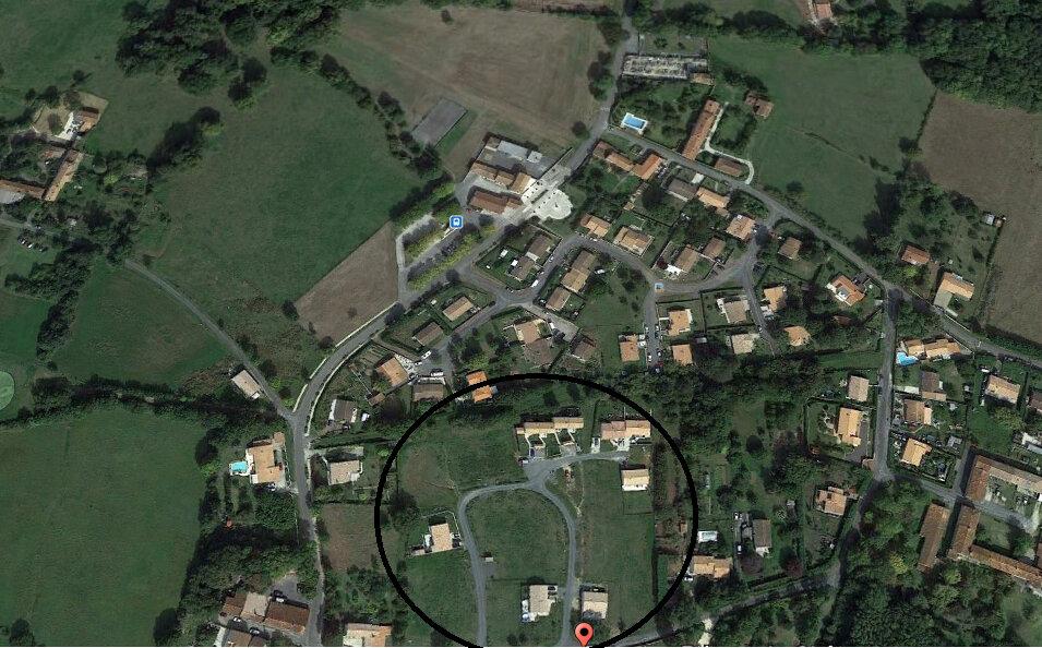 Terrain à vendre 0 556m2 à Moragne vignette-1