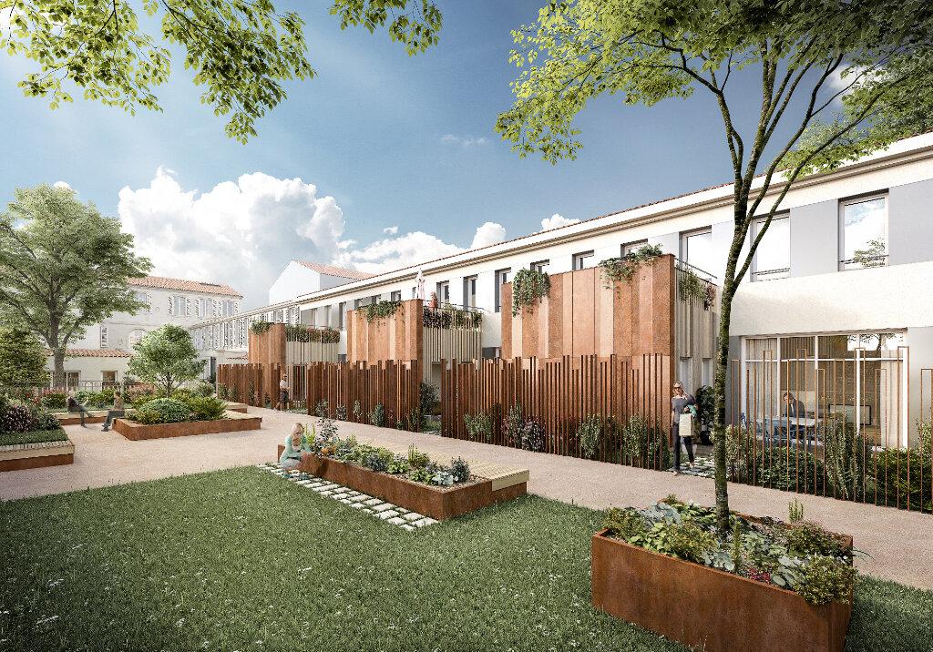 Appartement à vendre 2 46.5m2 à Rochefort vignette-2