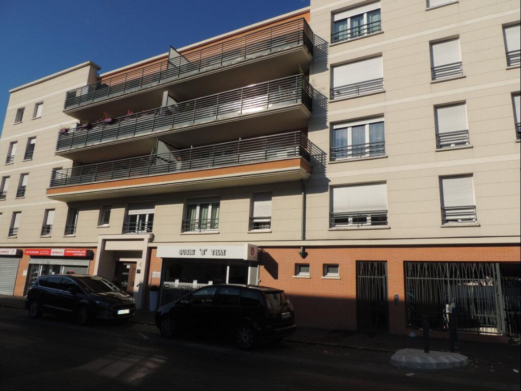 Appartement à louer 2 45.4m2 à Sevran vignette-1