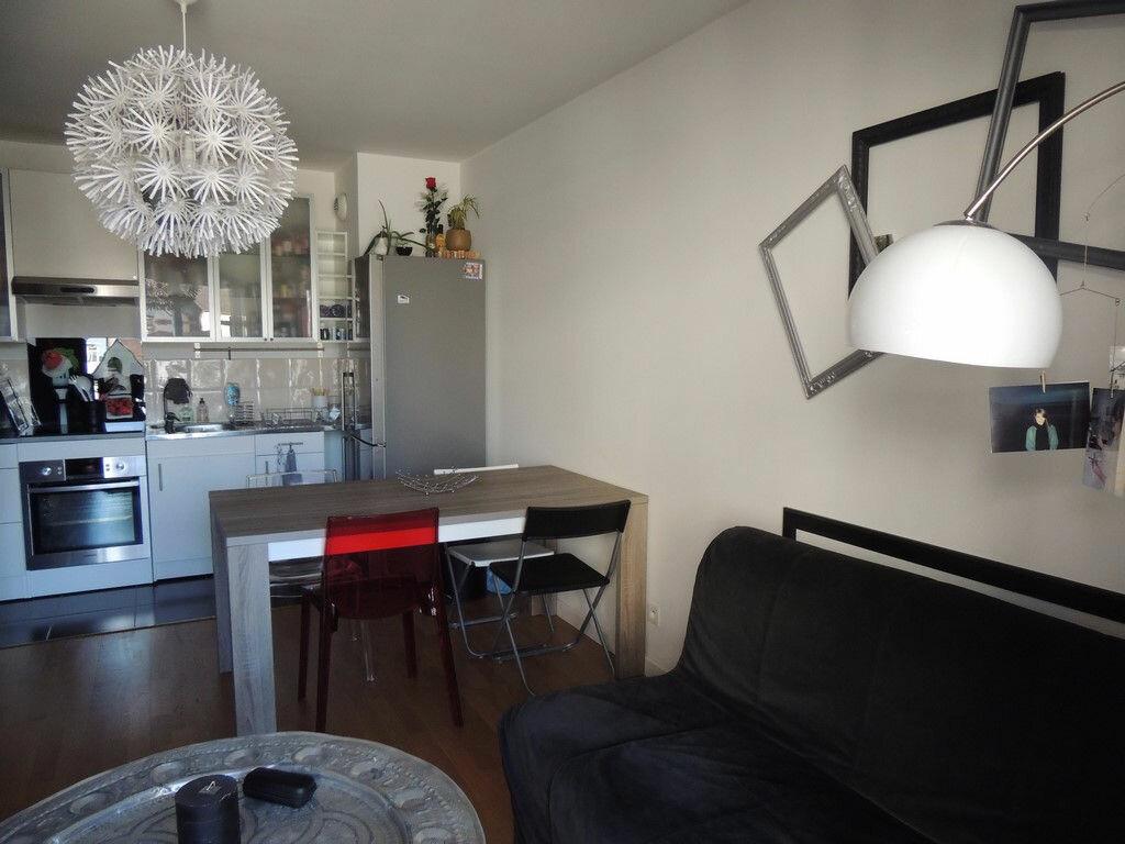 Appartement à louer 2 48.85m2 à Drancy vignette-3