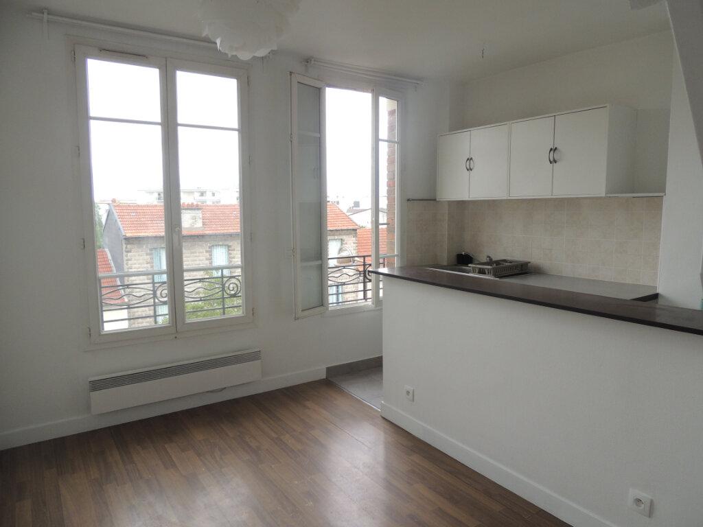 Appartement à louer 2 24.39m2 à Livry-Gargan vignette-2