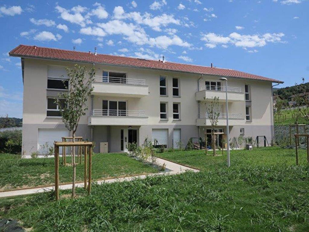 Appartement à louer 3 64.43m2 à Chevrier vignette-4