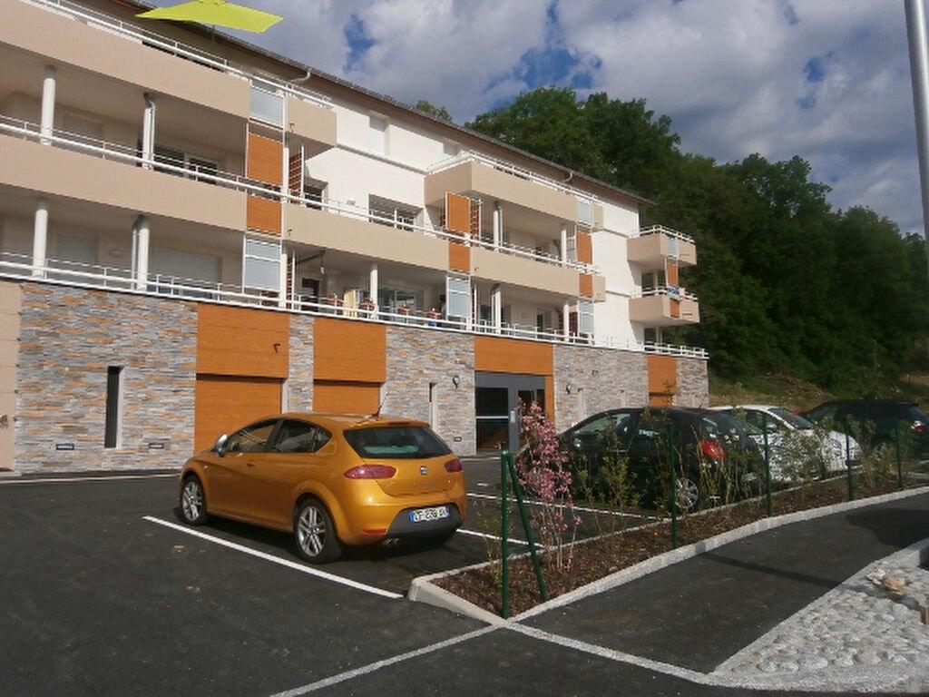 Appartement à louer 2 42.75m2 à Allonzier-la-Caille vignette-8