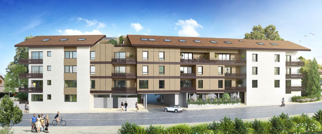 Appartement à vendre 3 64m2 à Cruseilles vignette-2
