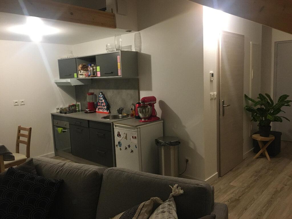 Appartement à louer 1 32.26m2 à Vulbens vignette-5