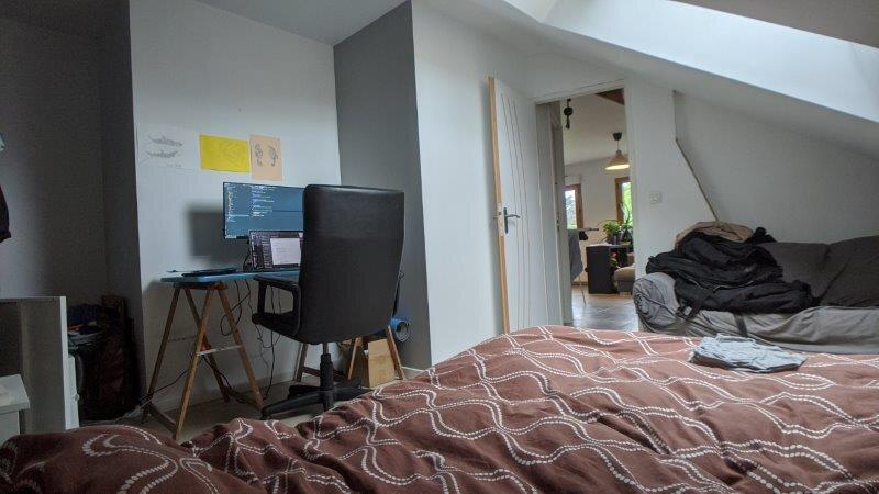 Appartement à louer 3 64m2 à Cuvat vignette-4