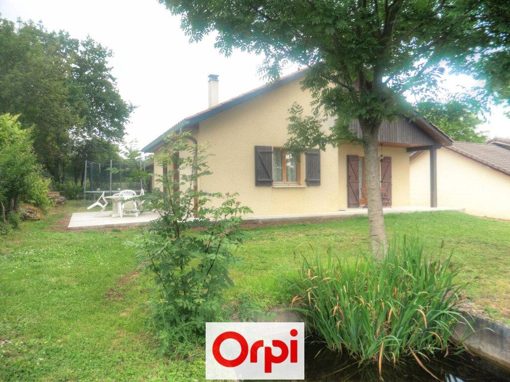 Maison à vendre 6 118.37m2 à Porcieu-Amblagnieu vignette-3