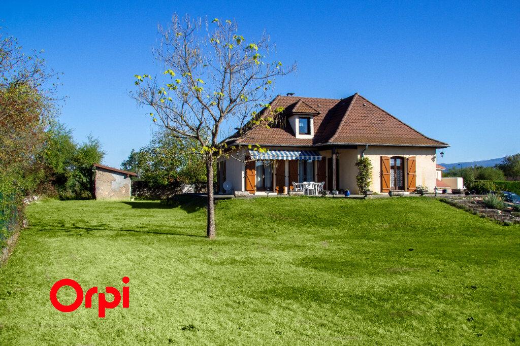 Maison à vendre 8 126m2 à Morestel vignette-1