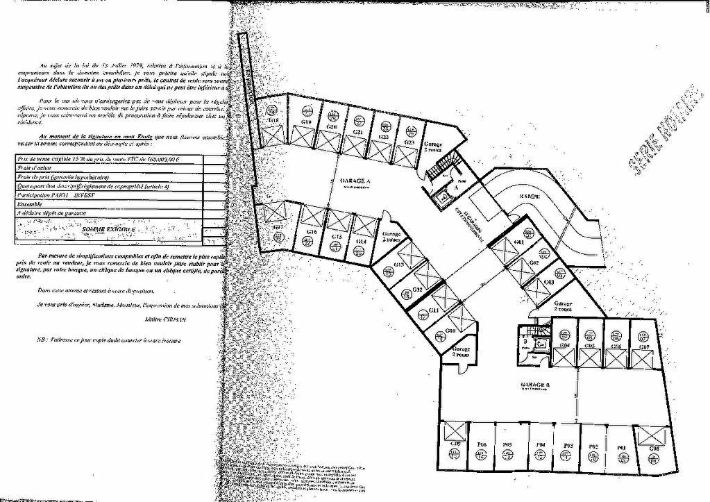 Appartement à vendre 3 58.96m2 à Nantes plan-1