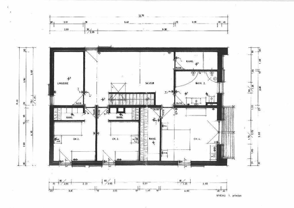 Maison à vendre 6 180m2 à Hasparren plan-2