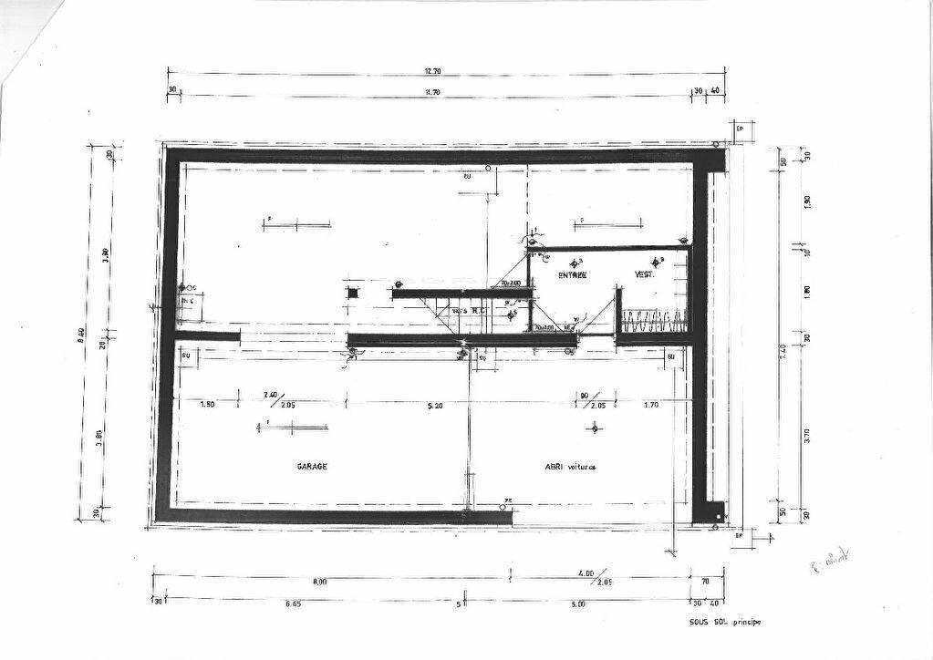 Maison à vendre 6 180m2 à Hasparren plan-3