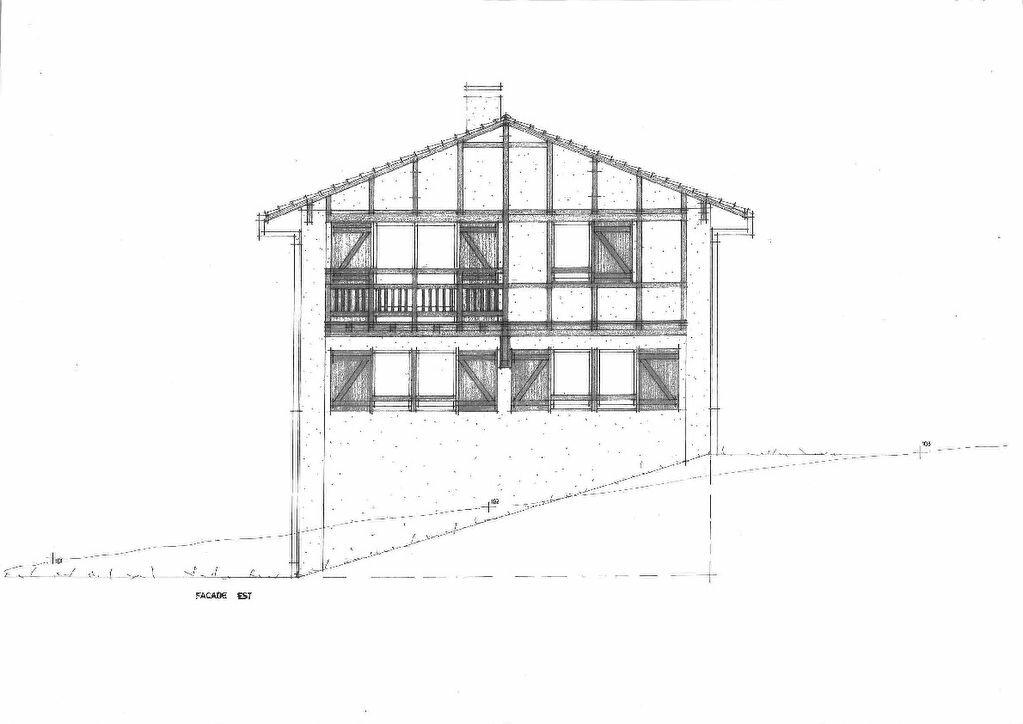 Maison à vendre 6 180m2 à Hasparren plan-5
