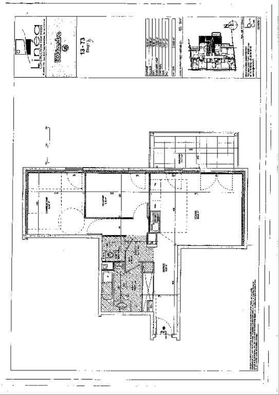 Appartement à vendre 3 63.18m2 à Lyon 3 vignette-8