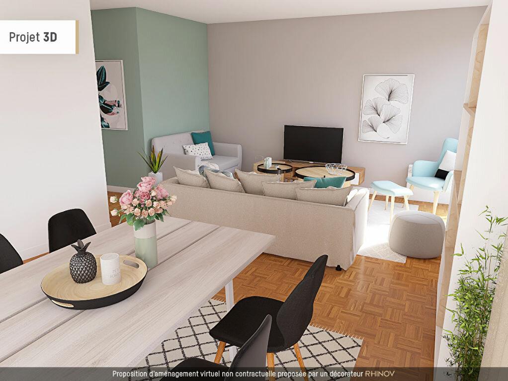Appartement à vendre 4 86.73m2 à Villeurbanne vignette-1