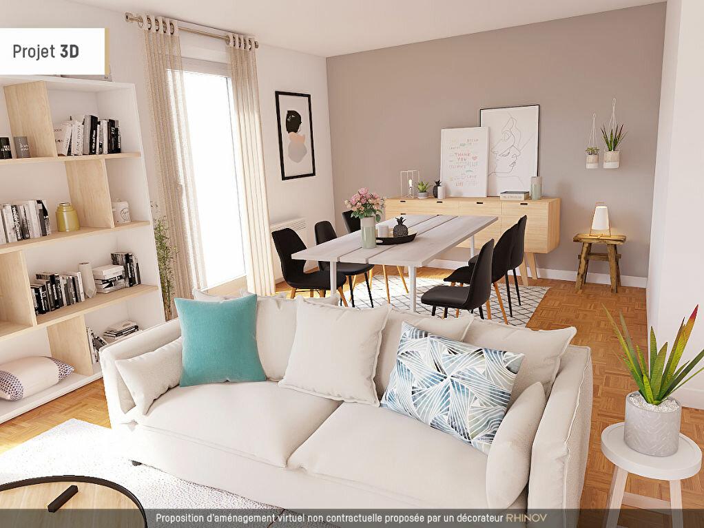 Appartement à vendre 4 86.73m2 à Villeurbanne vignette-2