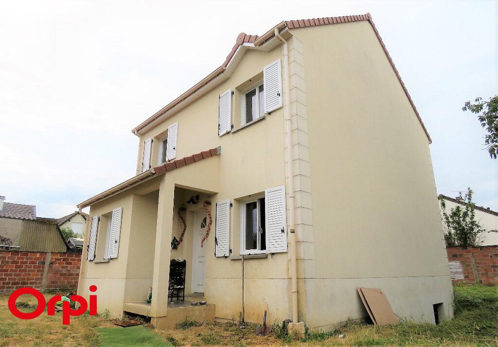 Maison à vendre 5 102m2 à Puiseux-en-France vignette-1