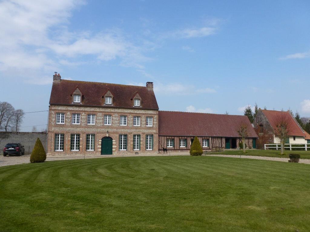 Maison à vendre 6 201.6m2 à Le Bois-Robert vignette-1