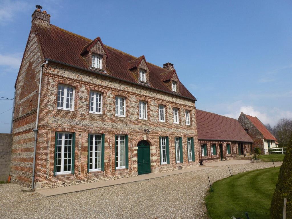 Maison à vendre 6 201.6m2 à Le Bois-Robert vignette-14