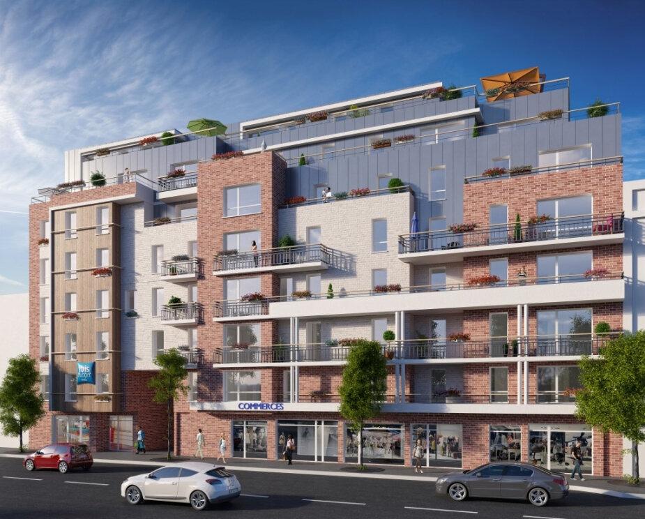 Appartement à vendre 2 45.62m2 à Dieppe vignette-1