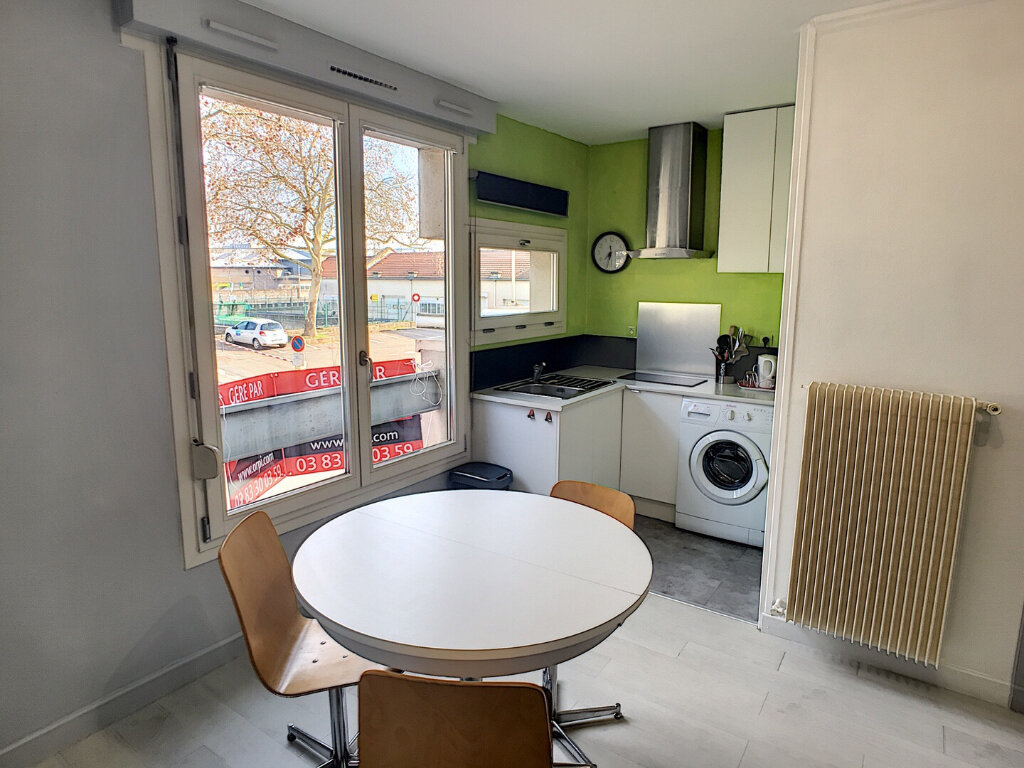 Appartement à louer 1 26.35m2 à Nancy vignette-2