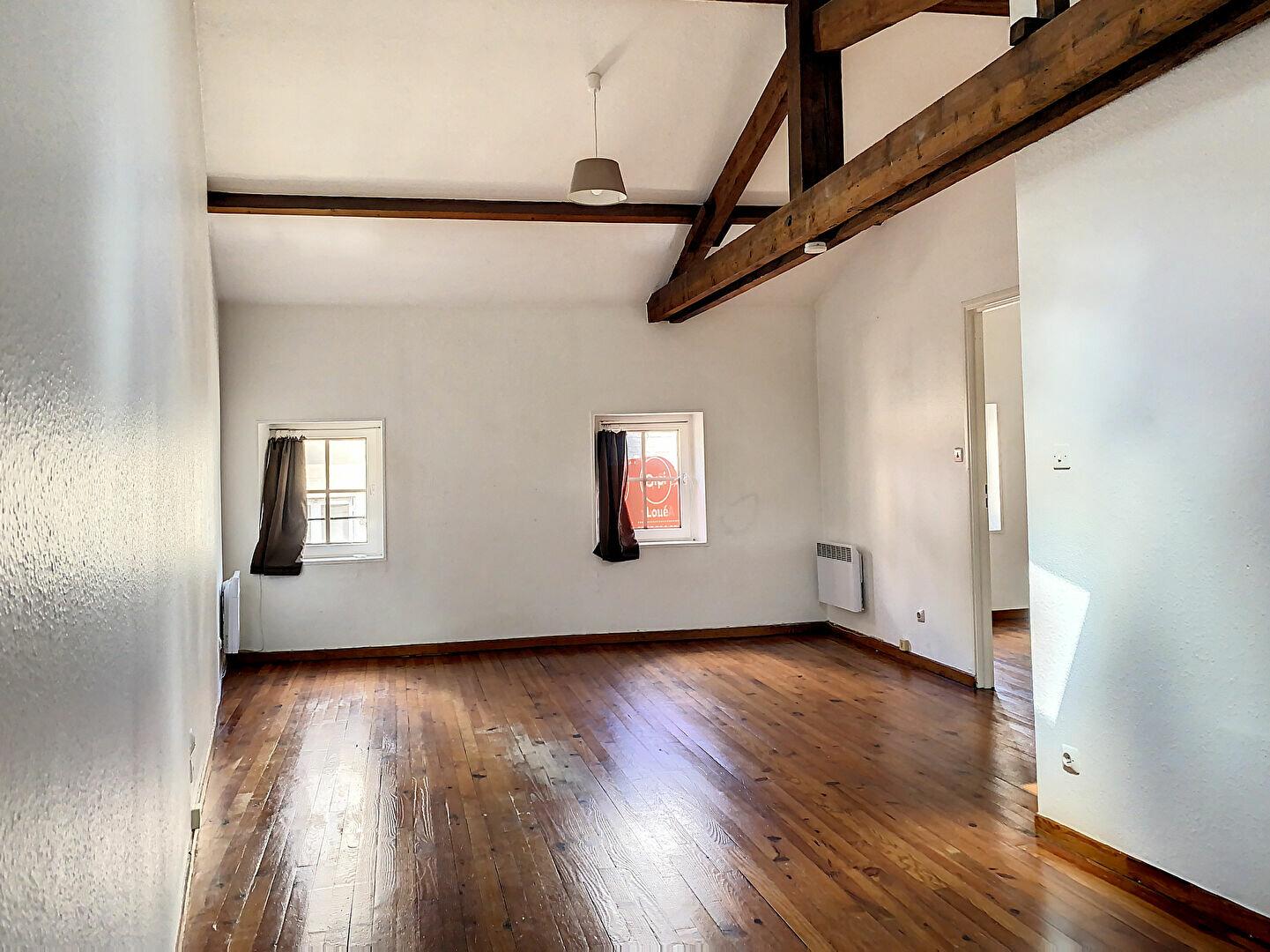 Appartement à louer 1 38m2 à Nancy vignette-1