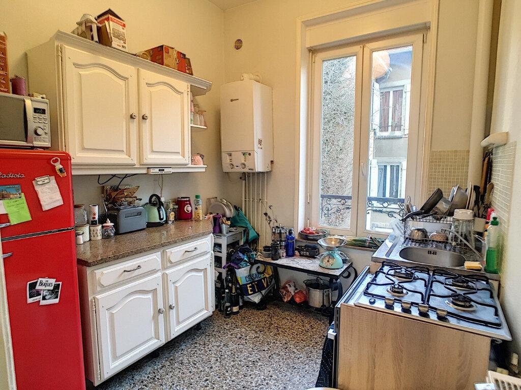 Appartement à louer 2 50m2 à Nancy vignette-3