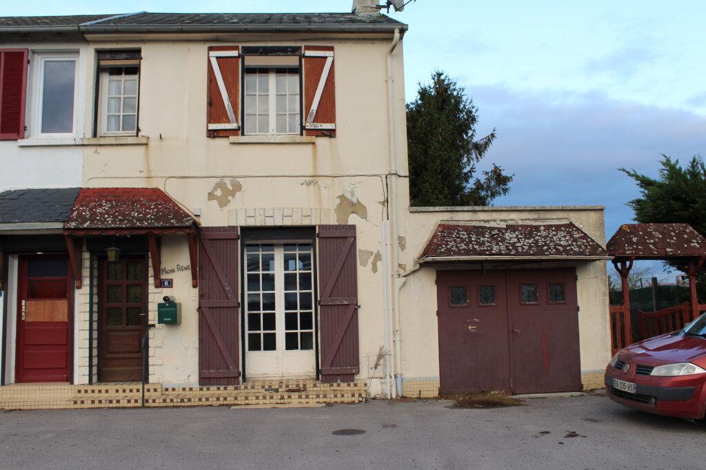 Maison à vendre 4 53.79m2 à Sommette-Eaucourt vignette-1
