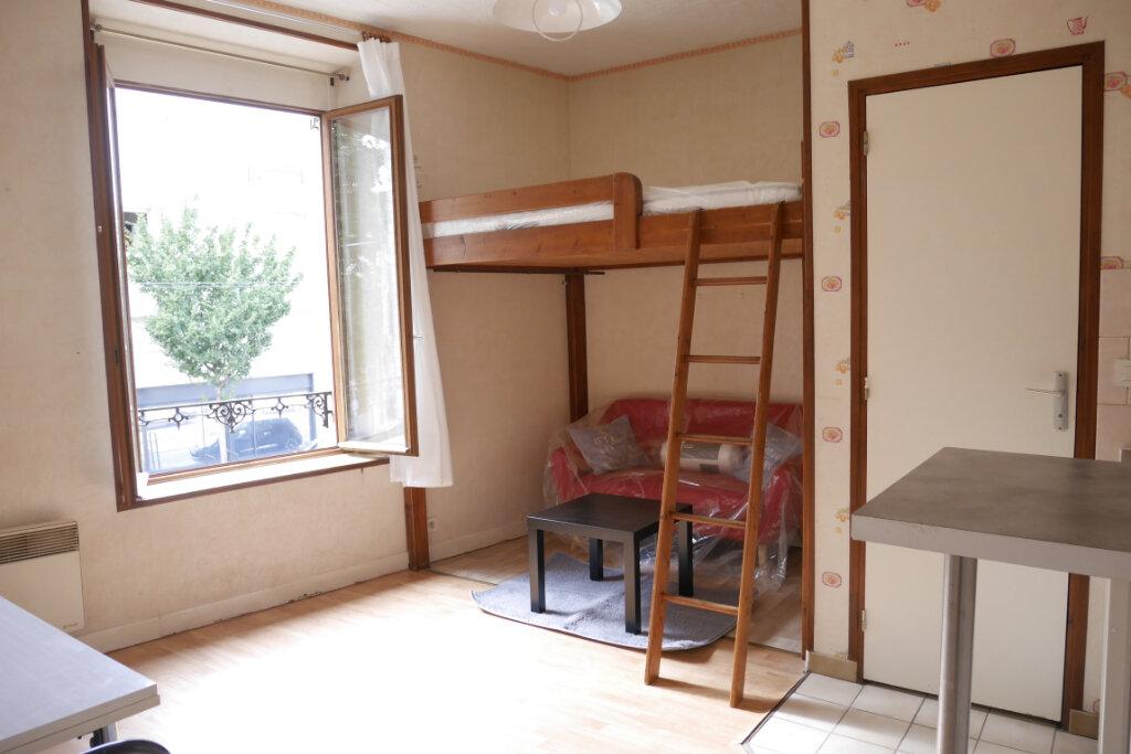Appartement à louer 1 16.6m2 à Reims vignette-1