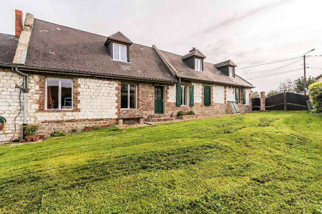 Maison à vendre 10 200m2 à Montigny-sur-Crécy vignette-1