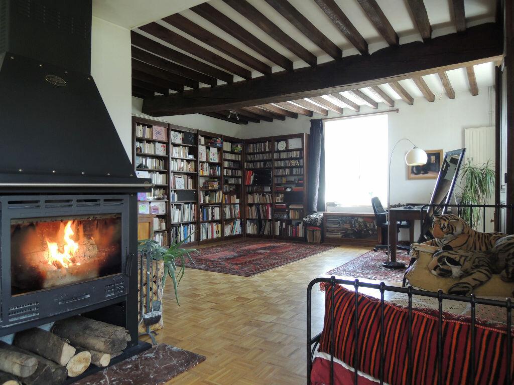 Maison à vendre 10 200m2 à Montigny-sur-Crécy vignette-5